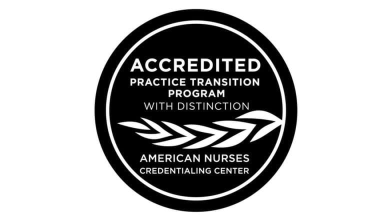 nurse residency program receives ancc accreditation inside baylor