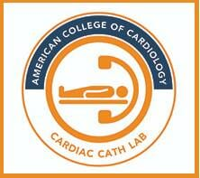 American College of Cardiology - Cardiac Cath Lab badge